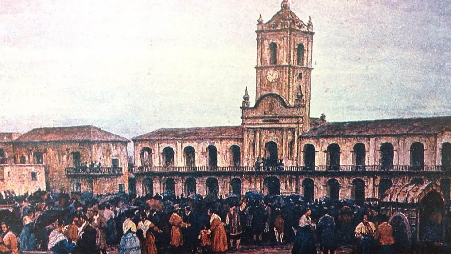 25 de Mayo - Primer Gobierno Argentino