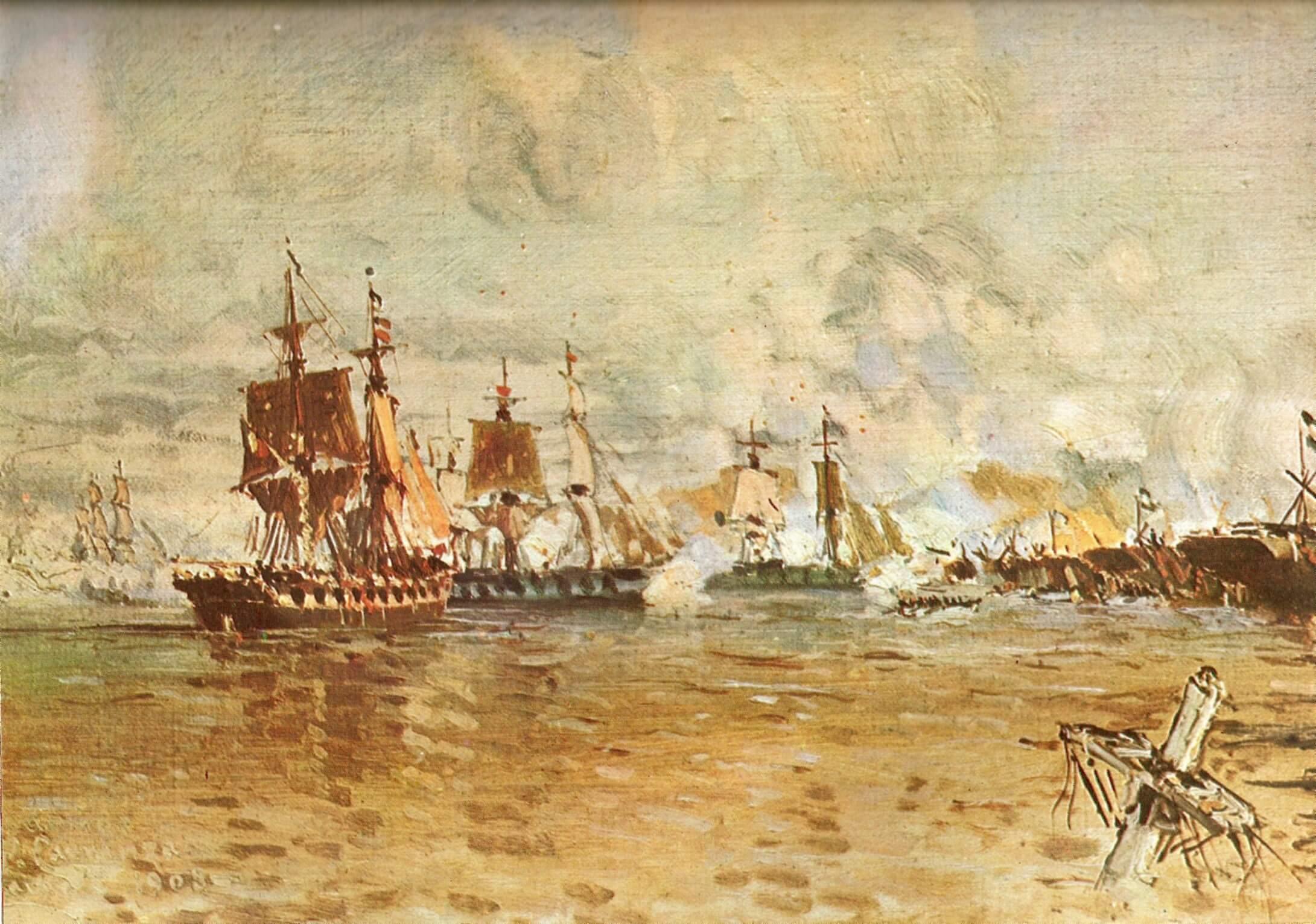 Batalla de la Vuelta de Obligado (1845)