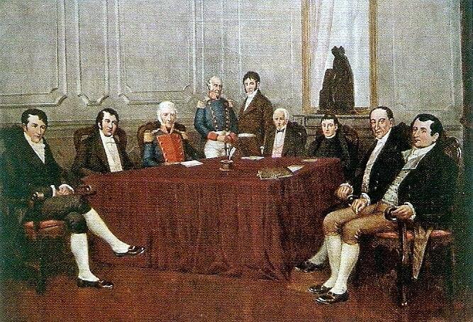 Junta Provisional Gubernativa de las Provincias del Río de la Plata a nombre del Señor Don Fernando VII