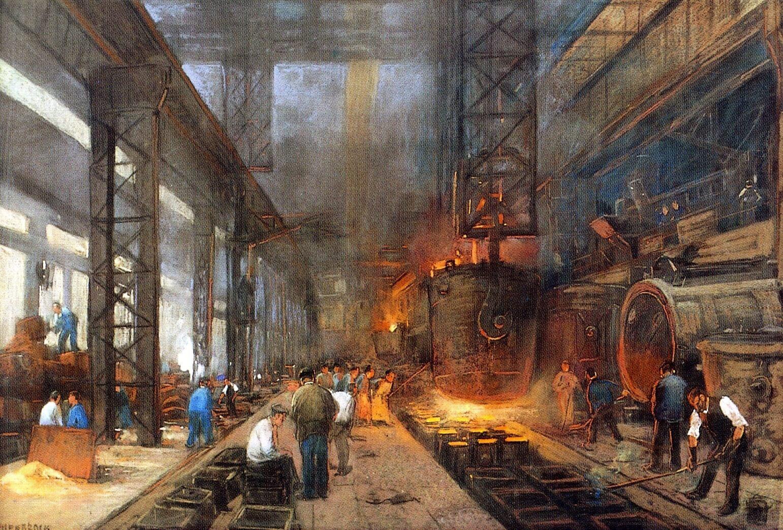Revolución Industrial (1760 - 1870)