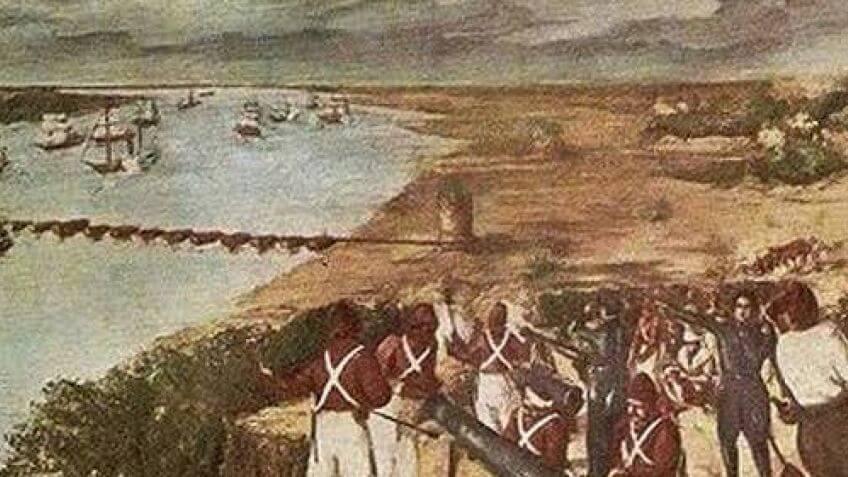 Batalla de la Vuelta de Obligado.