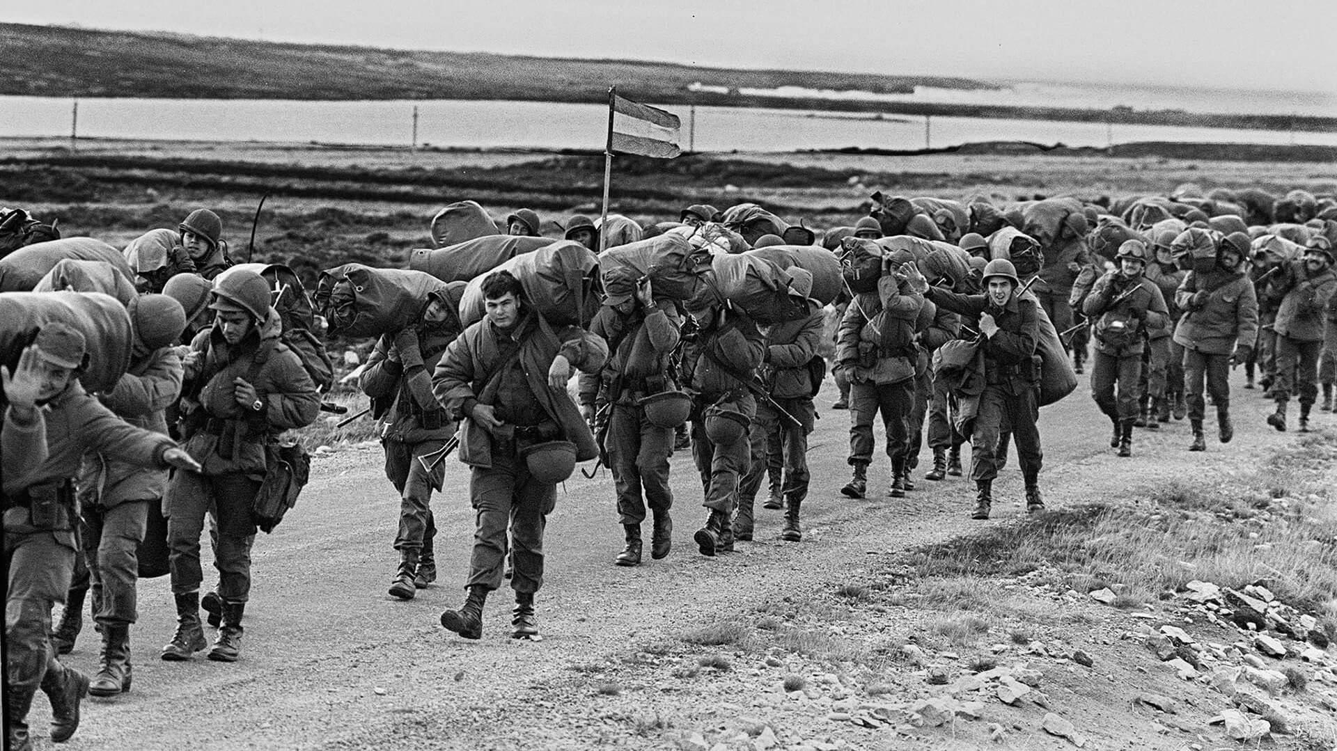 Guerra de Malvinas (1982)
