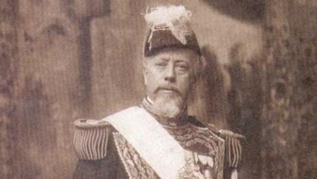 Retrato del General Julio Argentino Roca