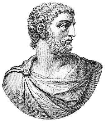 Retrato de Alcibíades