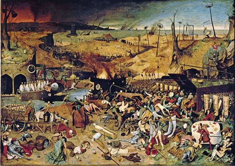 óleo de Pieter Brueghel el Viejo