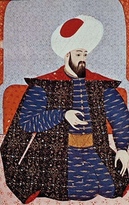 Sultán Osmán I