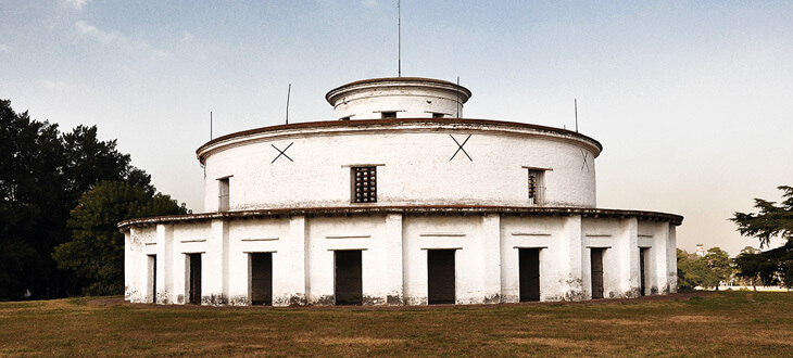 Palomar de Caseros.