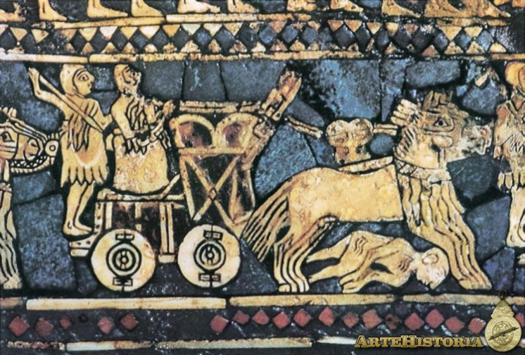 Carros de Guerra sumerios
