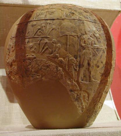 Cabeza de maza de Horus Escorpión