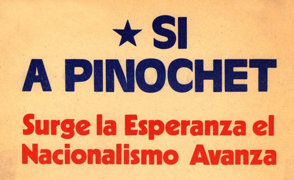 Panfleto en apoyo a la Constitución