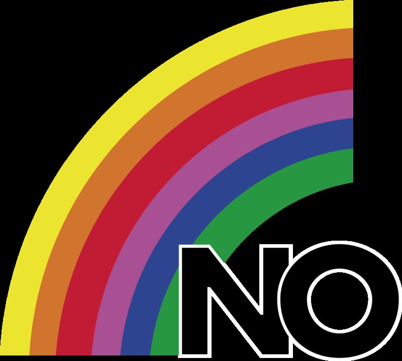 Símbolo del No a Pinochet