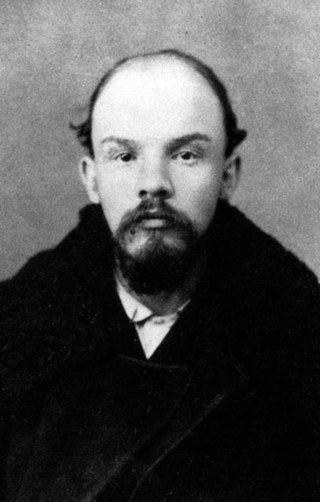 Arresto Lenin 1895