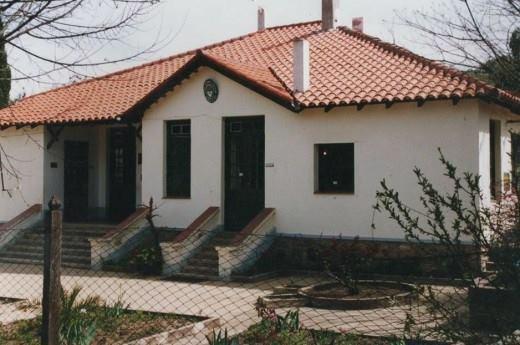 Casa para artistas, en los Cocos, fundada por Cecilia Grierson.