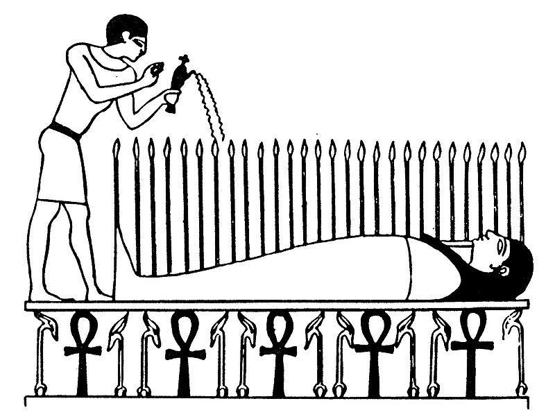 renacimiento de Osiris